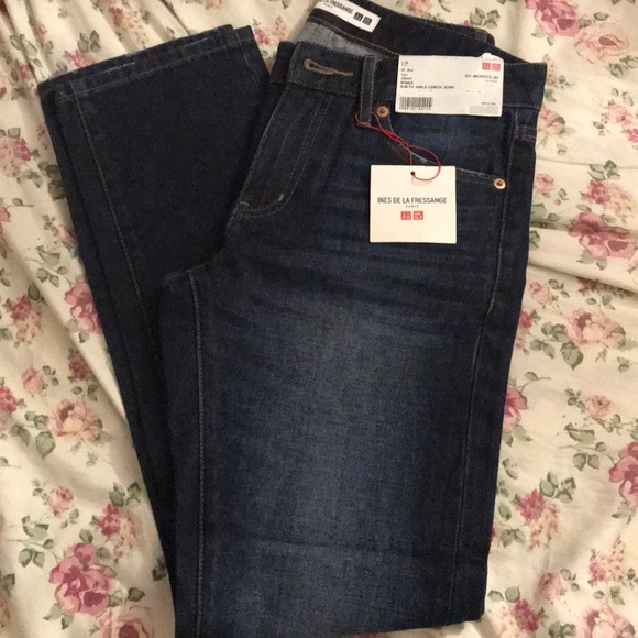Uniqlo | Slim Fit Ankle Length Jeans